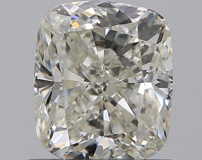 0.90 ct Cushion Cut Diamond : K / VS2