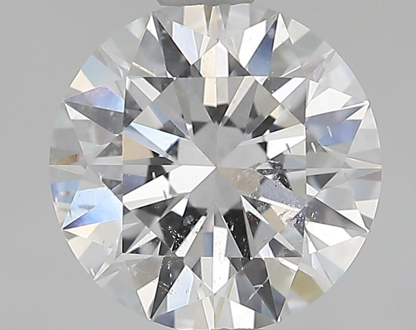 1.50 ct Round Diamond : D / SI2