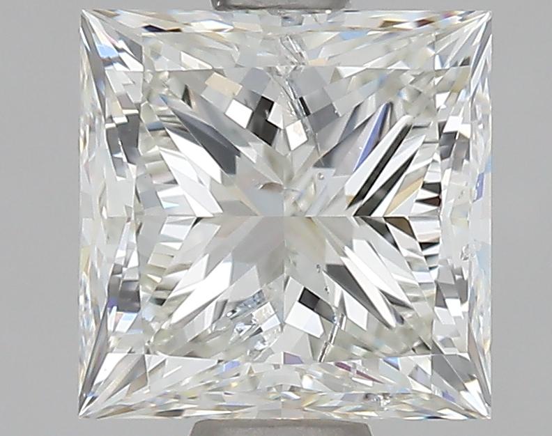 1.51 ct Princess Cut Diamond : I / SI2