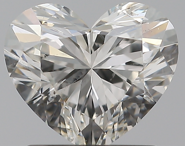 1.02 ct Heart Shape Diamond : I / SI2