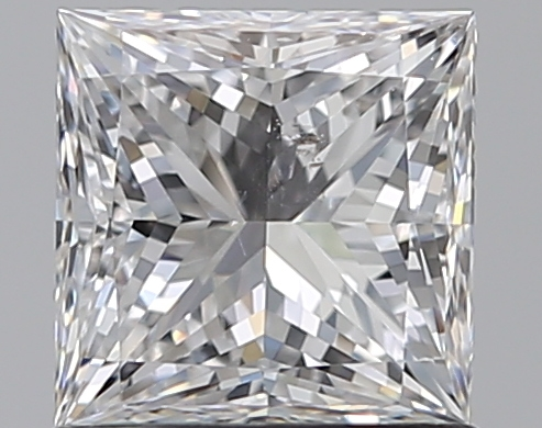 0.96 ct Princess Cut Diamond : D / SI1