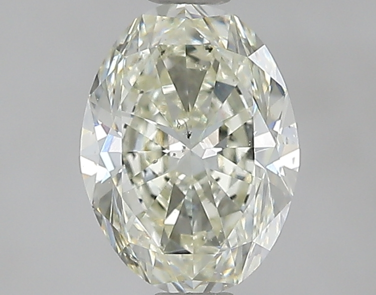 1.20 ct Oval Diamond : L / SI1