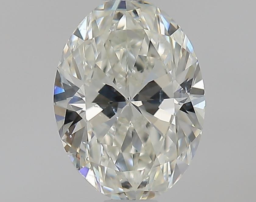 1.01 ct Oval Diamond : I / SI2