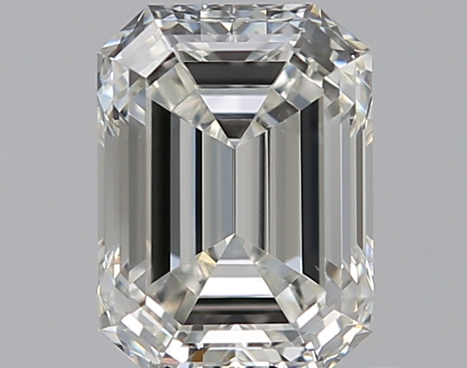0.72 ct Emerald Cut Diamond : H / VS2