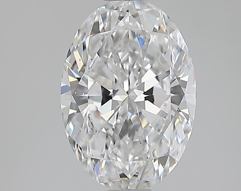 1.50 ct Oval Diamond : D / SI1