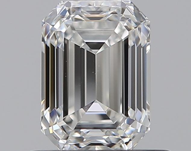 0.70 ct Emerald Cut Diamond : F / VS2