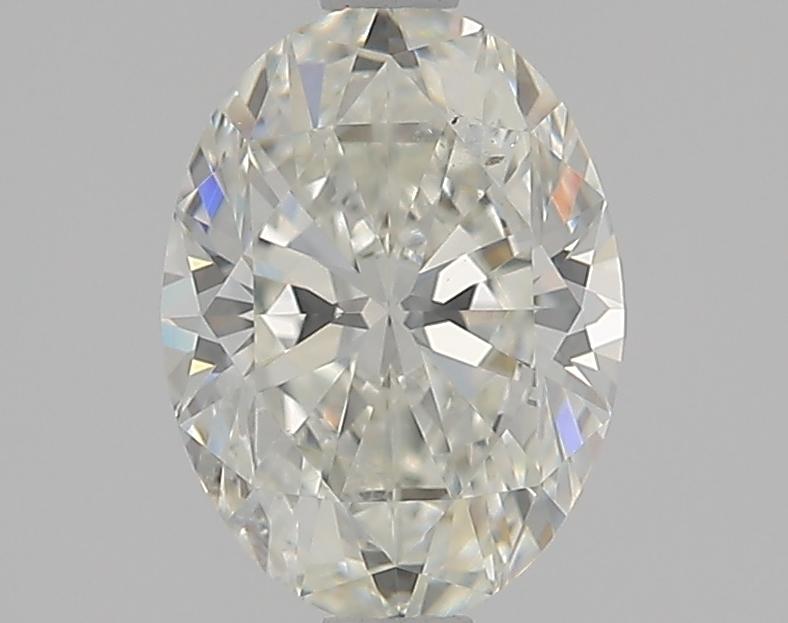 1.29 ct Oval Diamond : I / SI1