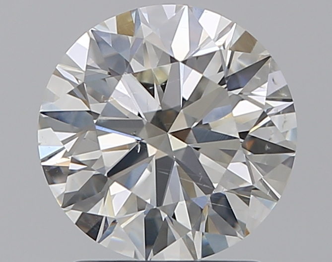1.61 ct Round Diamond : I / SI1