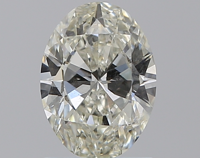0.96 ct Oval Diamond : K / SI2