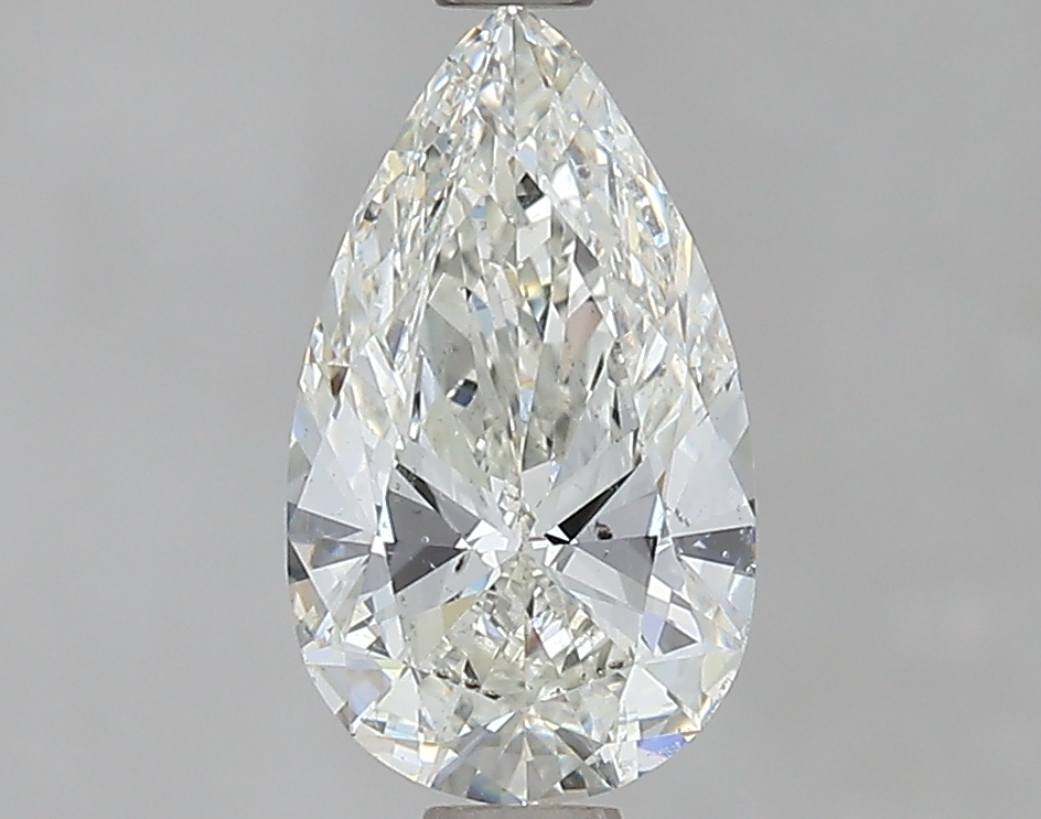 1.20 ct Pear Shape Diamond : H / SI1