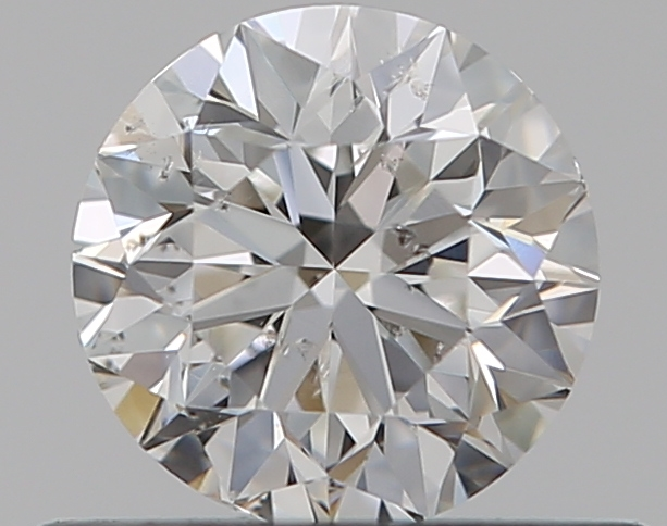 0.40 ct Round Diamond : F / SI2