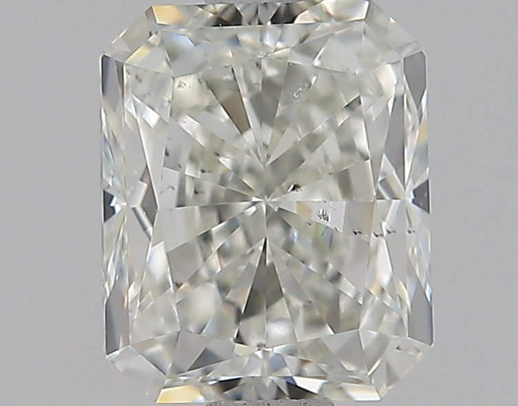 1.20 ct Radiant Diamond : J / SI1