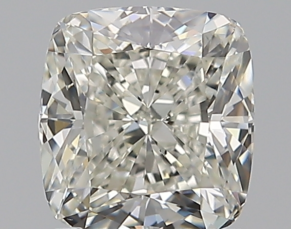 1.40 ct Cushion Cut Diamond : J / VS2