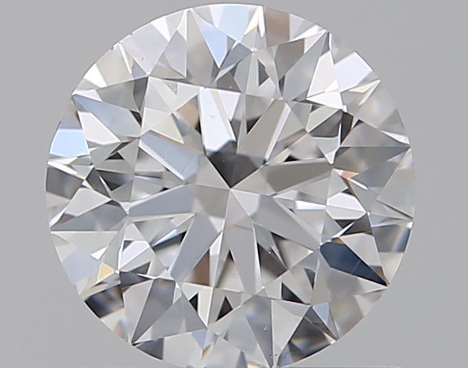 0.76 ct Round Diamond : D / VS1