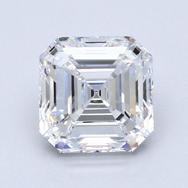 1.50 ct Asscher Cut Diamond : D / VVS2