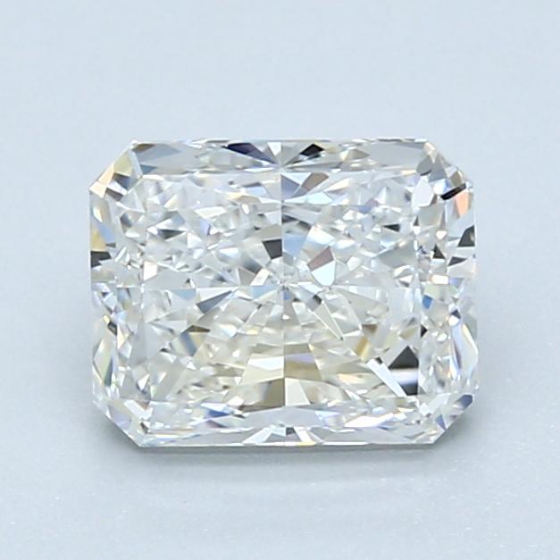 1.52 ct Radiant Diamond : F / VS2