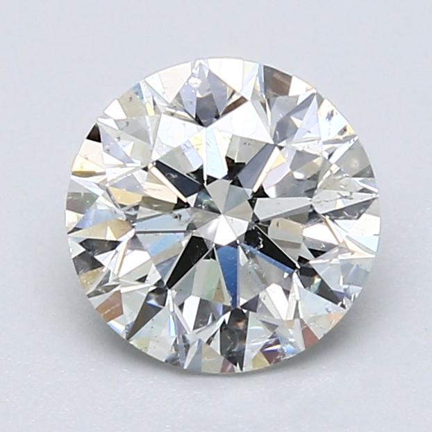 1.59 ct Round Diamond : G / SI2