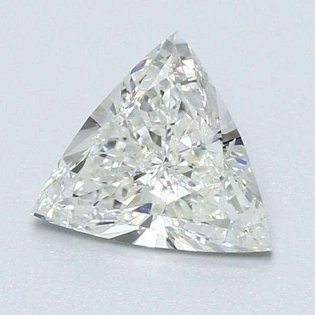 1.01 ct Trillion Diamond : J / SI1