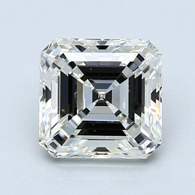 1.50 ct Asscher Cut Diamond : H / VS1