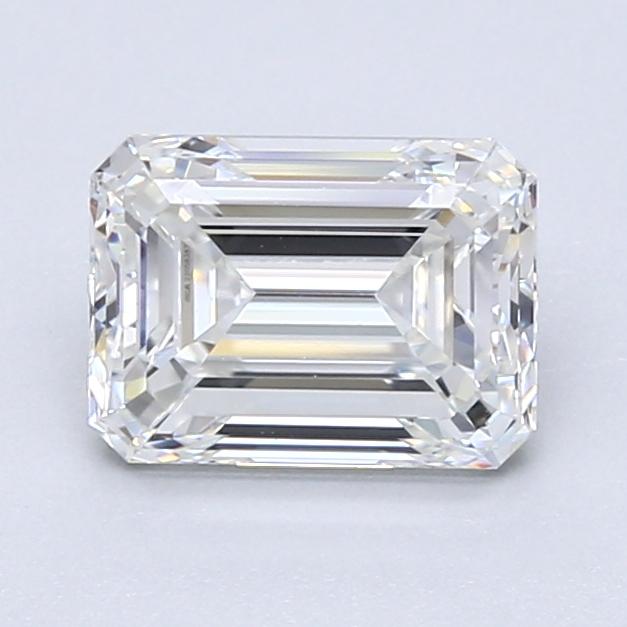 1.50 ct Emerald Cut Diamond : H / VS1