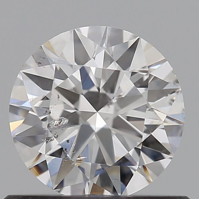 Round Cut 0.5 Carat F Color I1 Clarity Sku 4087534499